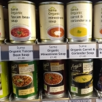 Tinned Soup