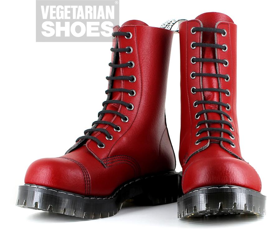 Vegetarian Shoes 10 Eye Para Boots