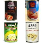 Tinned Fruit & Vegetables